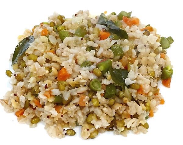 Vegetable Multigrain Khichdi