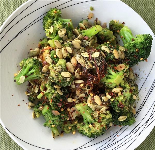 Broccoli-Corn Stir Fry