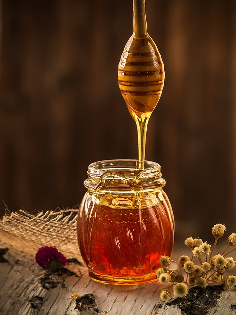 Honey- Sweet, Sweet Healer!