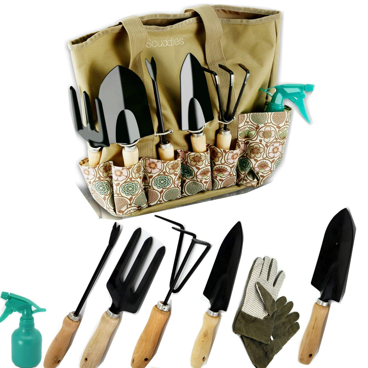 Scuddles Garden Tools Set Healthy Indian