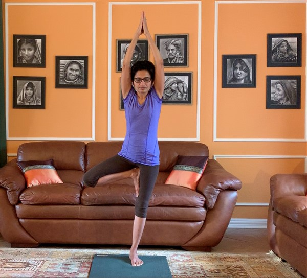 5 Yoga Poses to Start Your Day Off Right